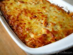 simple homemade baked ziti a musing foodie