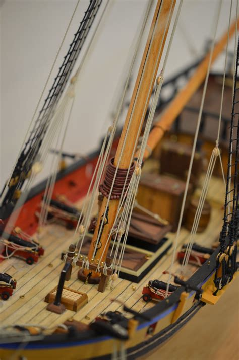 jim lavelle ship model armed virginia sloop by jim lavelle