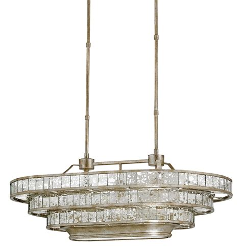 Currey And Company 9747 Frapp 233 Oval Chandelier Oval Chandeliers
