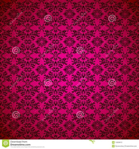 wallpaper gothic pink gothic seamless pink wallpaper stock photography image