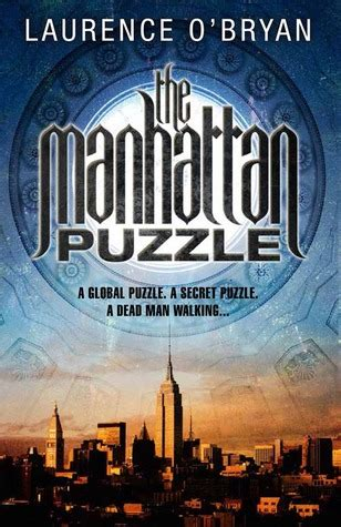 manhattan books the manhattan puzzle by laurence o bryan reviews