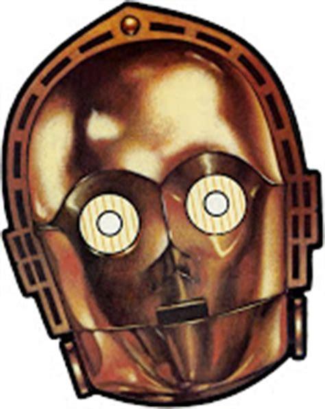 printable ewok mask download masks star wars