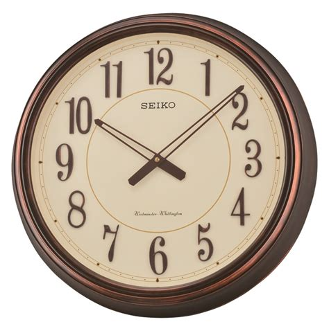 Hello Solar Swing Digital Clock by Seiko Wall Clock Qxd212b Swing Indonesia
