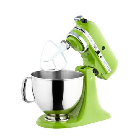 Kitchenaid Artisan Ksm150 Mixer new kitchenaid artisan ksm150 stand mixer apple green rrp