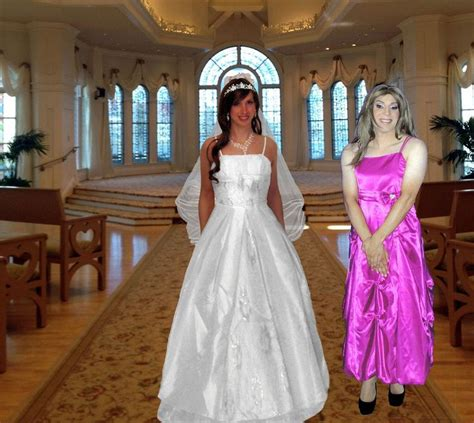 transgendered female bridesmaids bride and bridesmaid women like me as brides