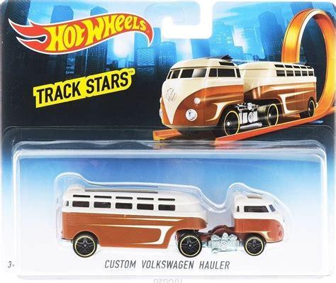 Hotwheels Custom Vw Hauler Mattel Wheels Track City Trailers Custom