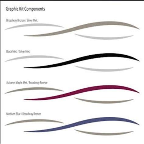 pontoon boat fencing graphics pontoon graphics kit