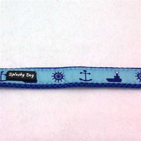 shipping puppies by air splashy air mesh collar sailor design shop