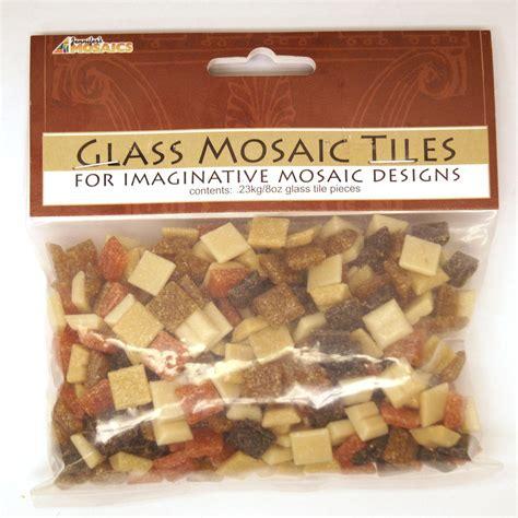 Delfi Mix 1 3 8 quot desert glass tile mix 1 2 lb venetian delphi