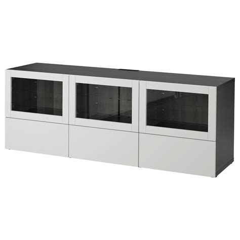 besta lappviken tv bench grey best 197 tv bench with doors and drawers black brown