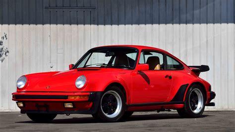 1988 porsche 911 turbo s145 monterey 2015