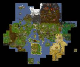 World Map Window Curtains Runescape Old Map My Blog