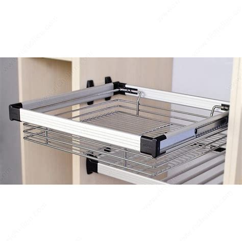 pull out wire drawer richelieu hardware