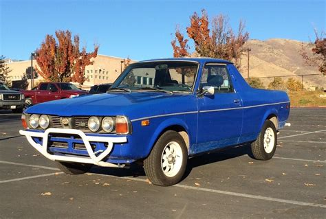1978 subaru brat for sale 1978 subaru brat 4cyl 1 8l 4spd manual for sale in salt