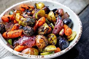 Are Carrots A Root Vegetable - easy roasted vegetables with honey and balsamic syrup kevin is cooking