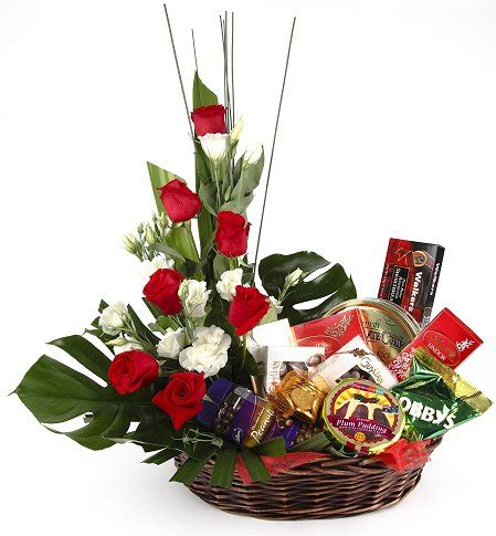 watches on sale chocolate pleasure flower basketflorist