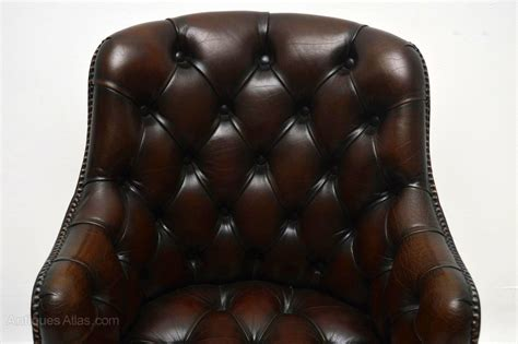 antiques atlas antique style buttoned leather