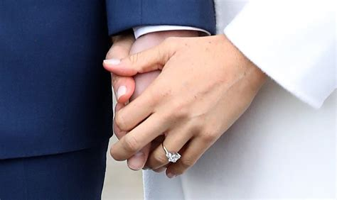 Ring Photo by Photos Meghan Markle S Engagement Ring Designed By Prince