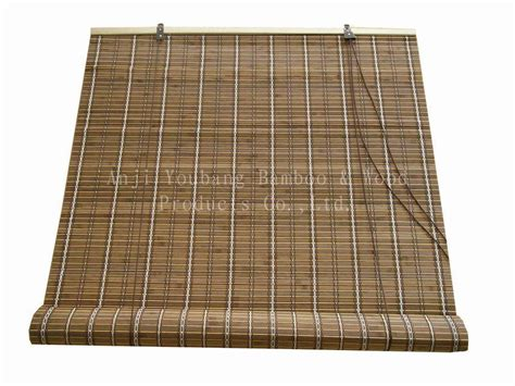 bamboo blinds with curtains auto blinds home autos post