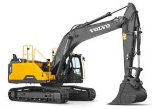 Volvo Tracking System New Ec250e And Ec300e Excavators From Volvo Dredging Today