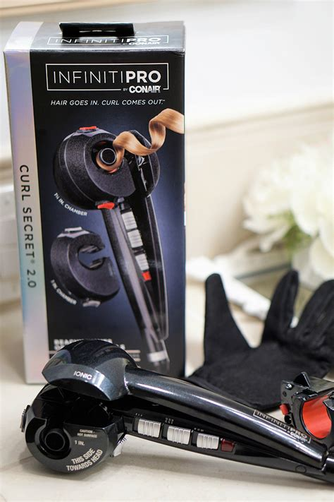 infiniti curl pro how to get hair with infinitipro by conair curl