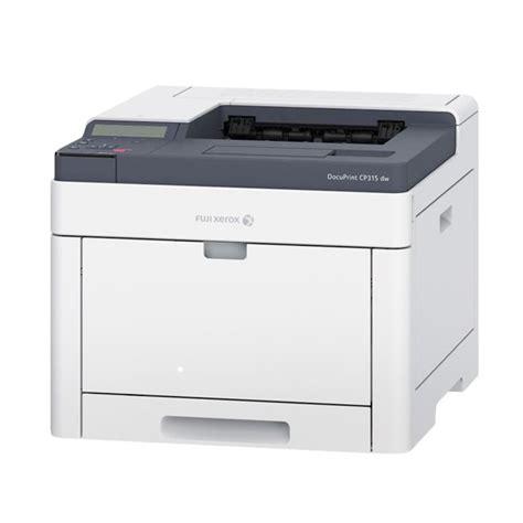 Printer Laser Berwarna jual fuji xerox docuprint cp315dw printer harga