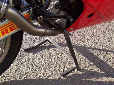 Motorrad Ohne Montageständer Aufbocken by Montagest 228 Nder F 252 R Einmannbedienung Ducati Motorrad
