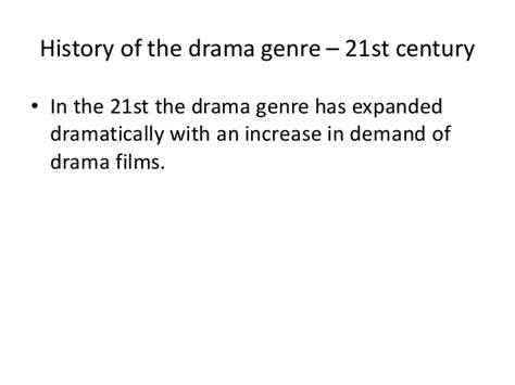 film drama genre film genre drama