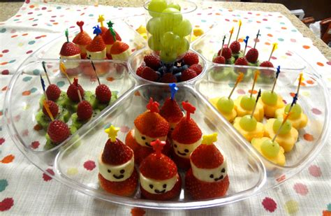 christmas fruit ideas food idea for working s edible
