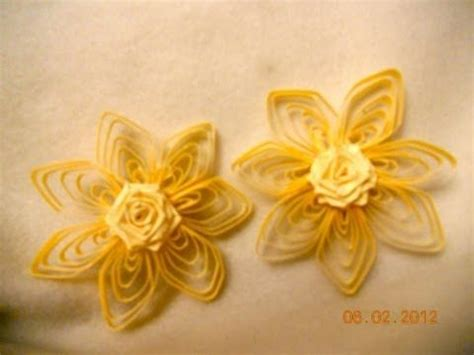 quilling tutorial on youtube youtube quilling video tutorial patterns fleurs avec a