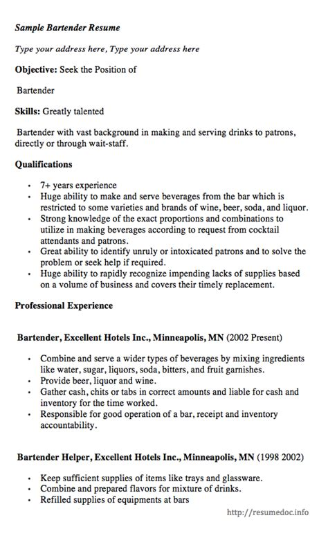 Resume Preview Free