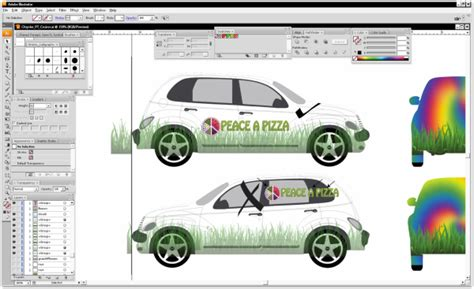 vehicle graphic templates graphic designer tips on how to use vehicle templates for