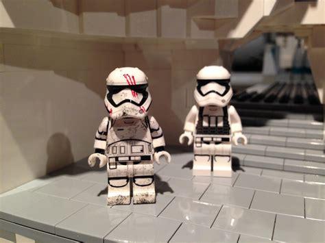 Lego Finn Trooper Starwars lego wars order custom stormtrooper finn flickr