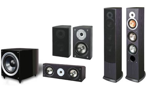 pure acoustics rb home theater package