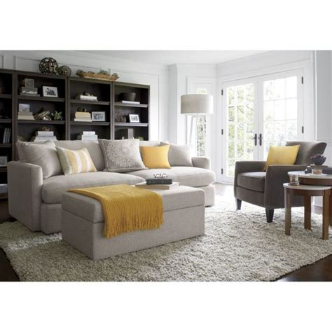 crate and barrel lounge sofa ottoman 1000 ideas about lounge sofa on deco