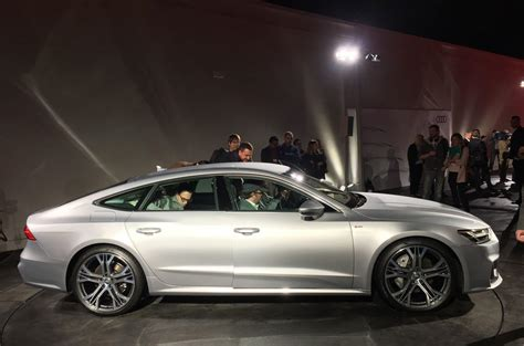 Exterior Home Design Gallery by New Audi A7 Revealed With Major Tech And Refinement