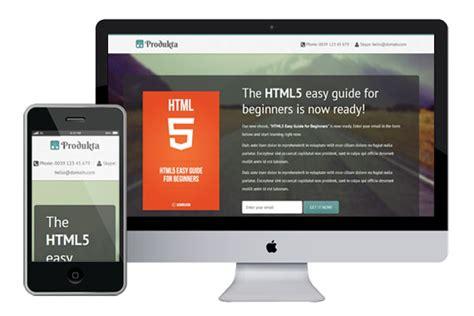 burnstudio responsive html5 template html5xcss3 produkta responsive html5 template html5xcss3