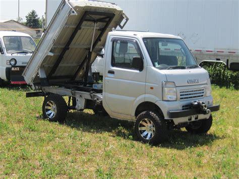 suzuki box truck suzuki carry woodys mini trucks