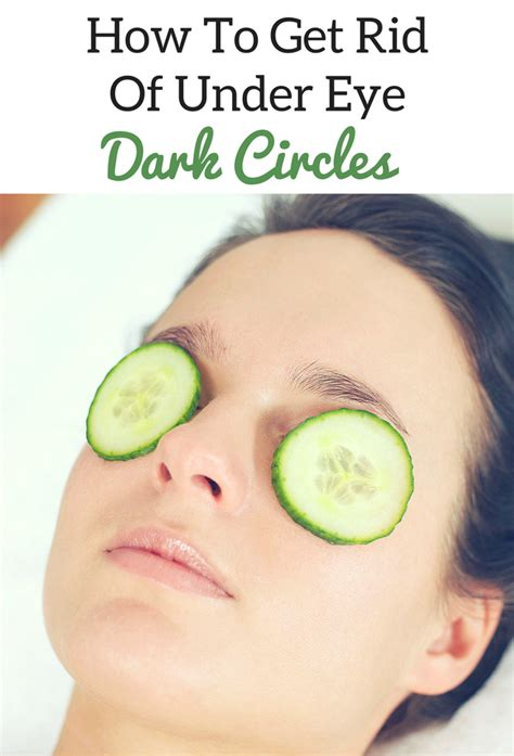 Get Rid Of That Icky Eyed Look by How To Get Rid Of Eye Circles Pretty Opinionated