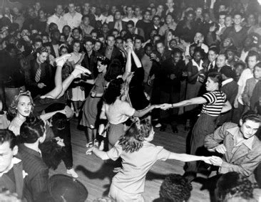 swing dance era the old timer conclusion making noise swungover