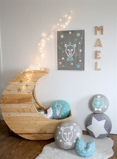 Diy Moon Shaped Cradle 1 - daily dose of inspiration adorable moon shaped cradle