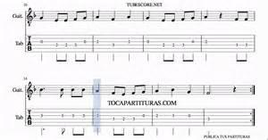 tocar las mananitas paso a paso con guitarra las ma 241 anitas tablatura y partitura del punteo de guitarra