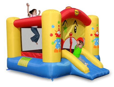 Happy Hop 9004b Air Baloon Hoop Bouncer Jump 1 happy hop jumping castle products