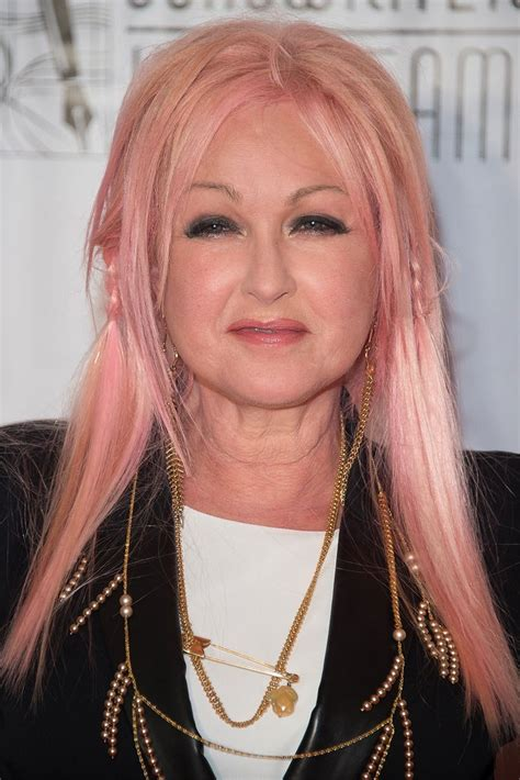 cyndi lauper cyndi lauper to design shoe line for make a difference