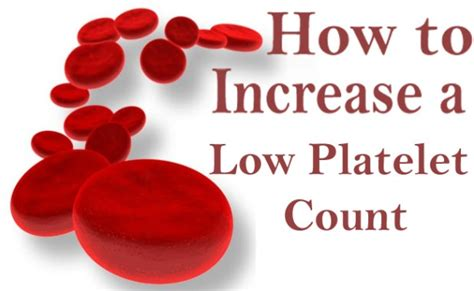 low platelet count during pregnancy c section how to increase a low platelet count
