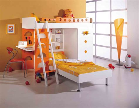 kids bed ideas cool bunk bed desk combo ideas for sweet bedroom