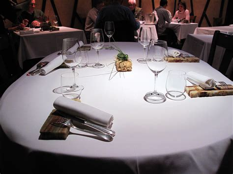 Table At Restaurant Paying In Advance For A Restaurant Reservation Webner House