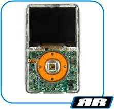 Ivue Ipod by Ivue Clear Panel For Ipod Classic