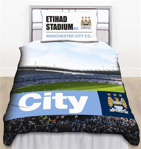 Bed Cover Aja Uk Single official football club single and fc duvet cover