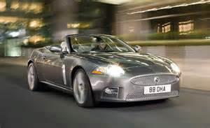 2009 Jaguar Convertible Car And Driver